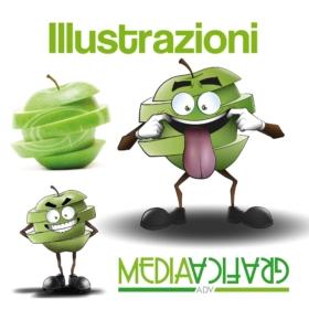 Illustrazioni e Mascotte