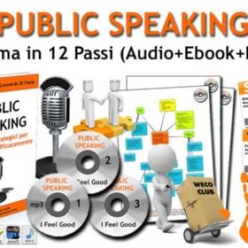 Public Speaking + Persuasione Etica