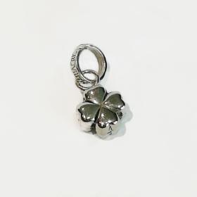 ciondolo collana in argento portafortuna1