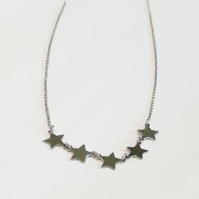 idee regalo ragazza collana in argento stelle2