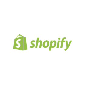 logo Shopify piattaforma eCommerce